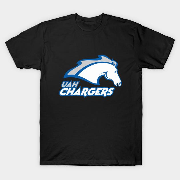 NCAA UAH Chargers T-Shirt V3