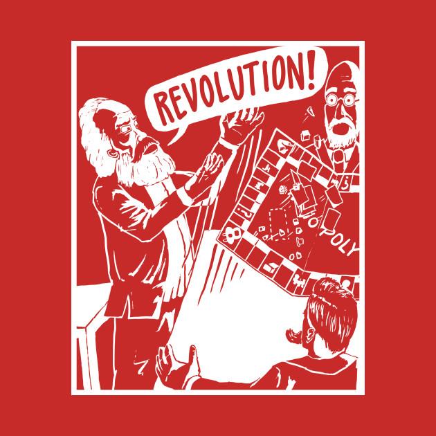 Marxist Monopoly (no text)