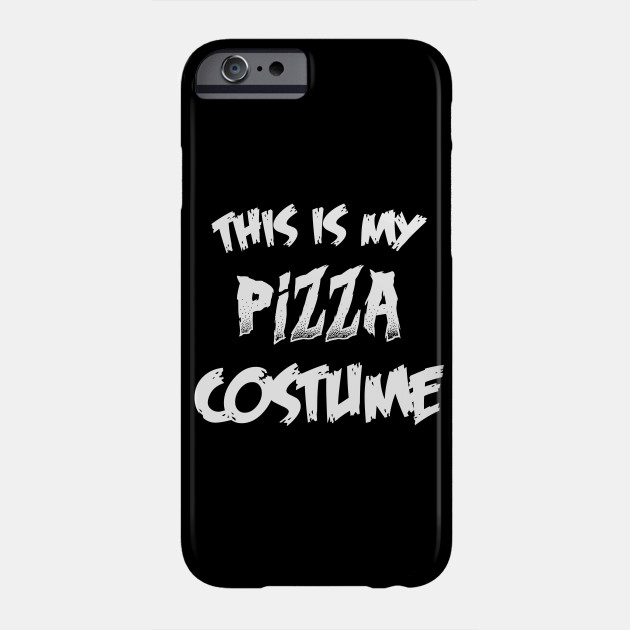 Pizza Halloween Costume Gift I Halloween Party Phone Case