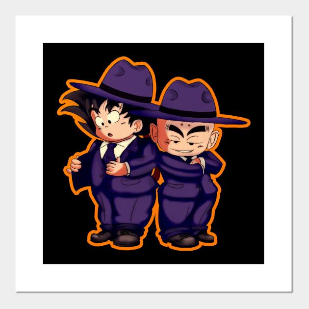 Dragon Ball Gt Goku And Pan - wallpaper