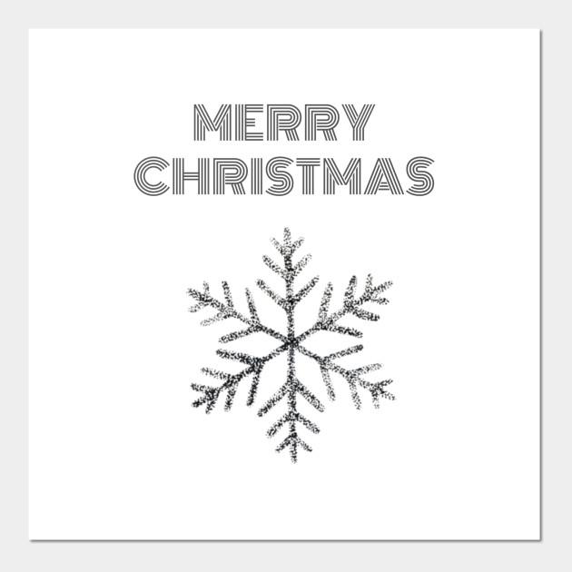 Merry Christmas Snowflake 2020
