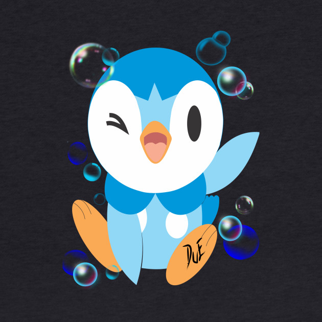 Blue Piplup