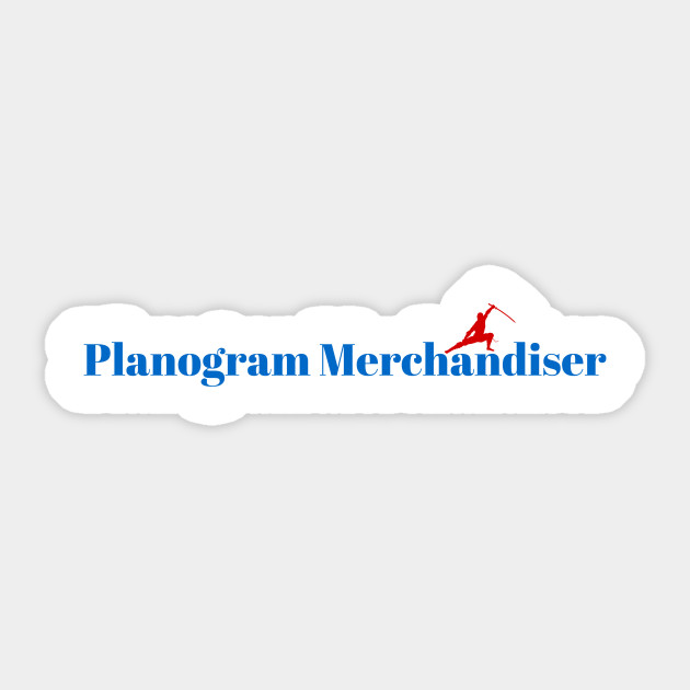 The Planogram Merchandiser Ninja