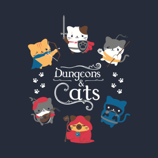 Funny Dungeons and Dragons T-Shirts | TeePublic