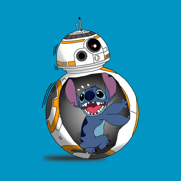Stitch & BB8