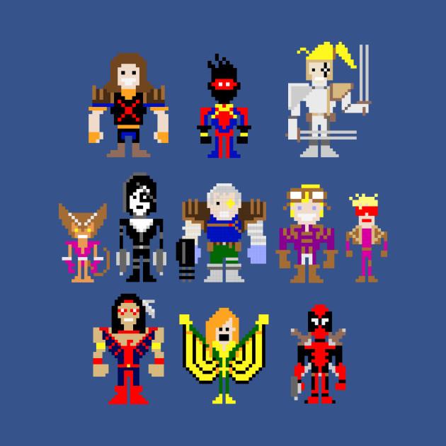Military Mutants