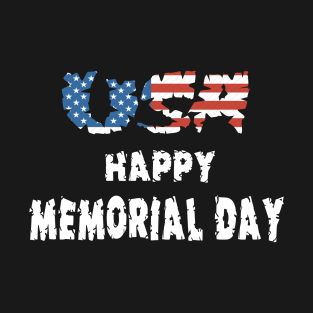 f4239418 memorial day T-Shirt. by hamadani