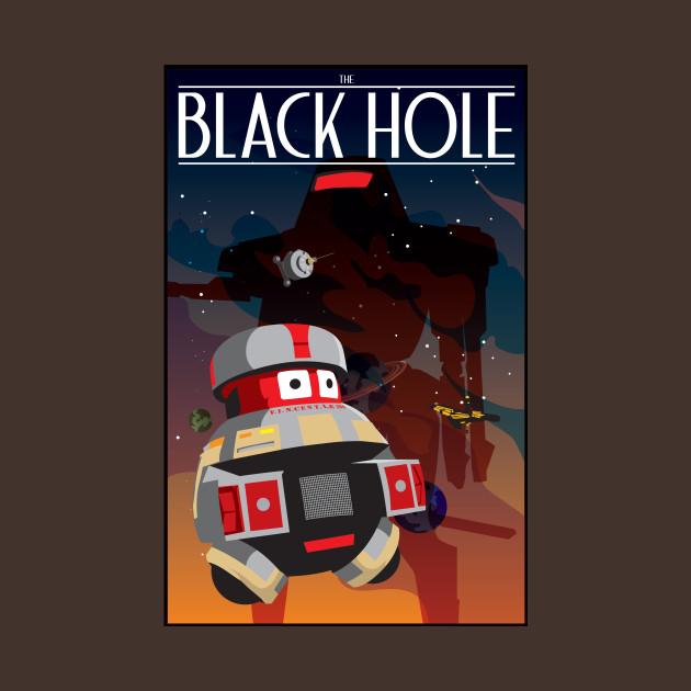 Thru The Black Hole