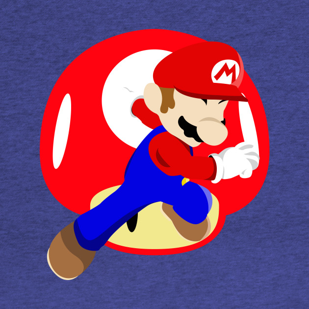 Super Smash Bros Mario