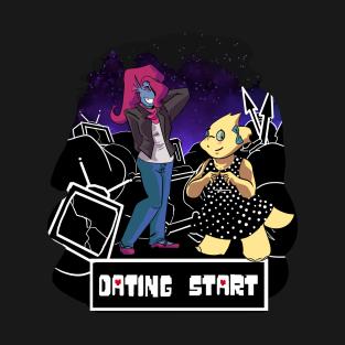 Dating undyne