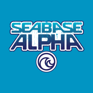 We Welcome You to Sea Base Alpha t-shirts