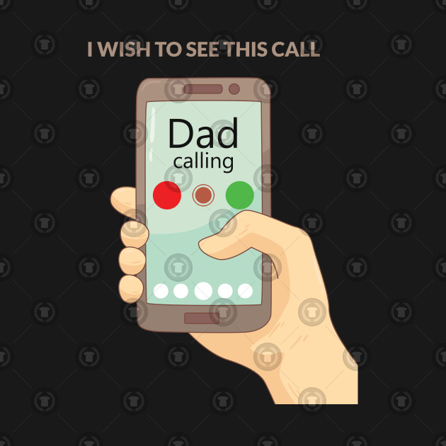 Call dad mobile 1