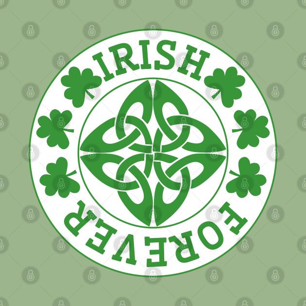 St Patricks Day Irish Design