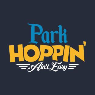 Park Hoppin' Ain't Easy