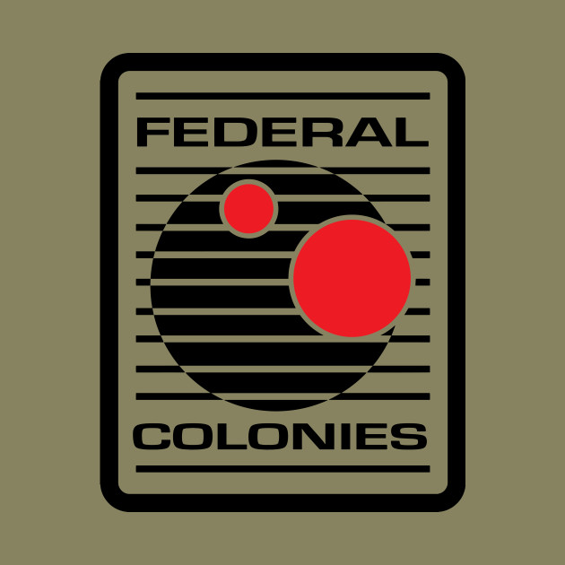 Federal colonies total recall t shirt teepublic
