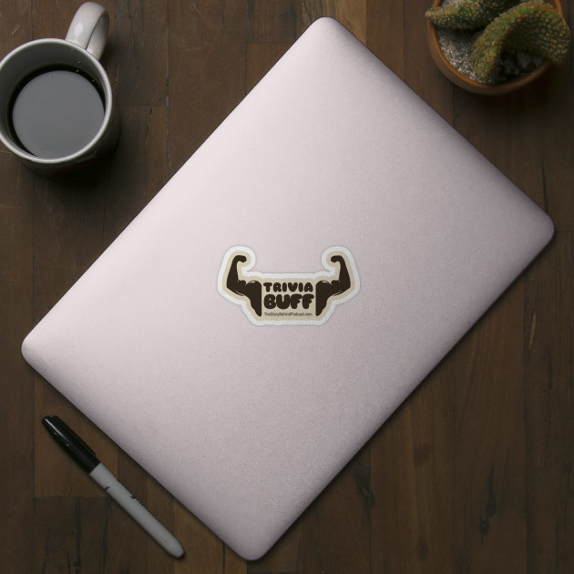 Trivia Buff - Notebook/Mug