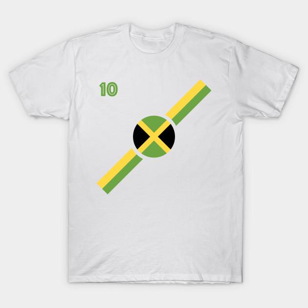 pretty nice ffb6a f0310 Jamaica national team jersey