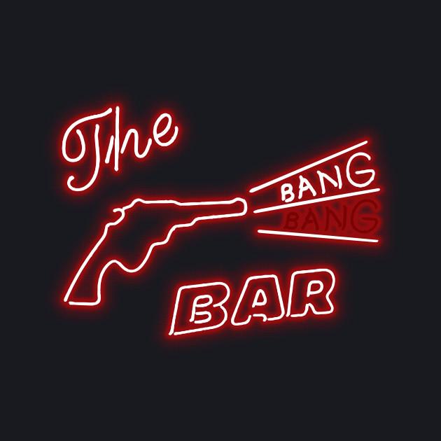 Twin Peaks The Bang Bang Bar Logo