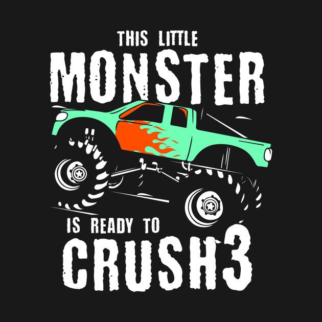 Monster Trucks 3rd Birthday Gift | Big Trucks