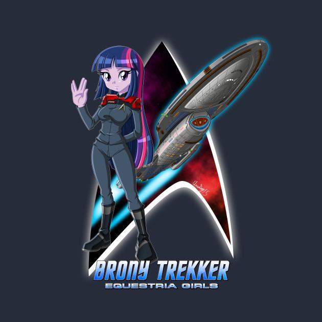 Brony Trekker: Equestria Girls TS Ver.
