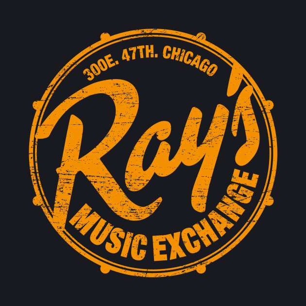 Ray's Music Exchange (worn look)