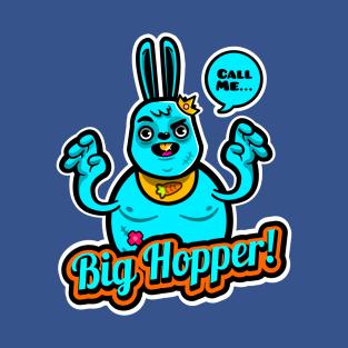 Big Hopper t-shirts