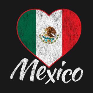 I Heart Mexico t-shirts