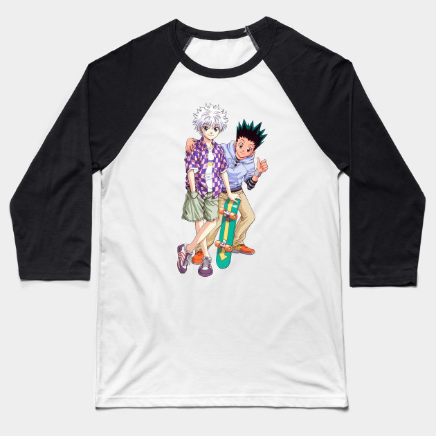 Gon and Killua Baseball T-Shirt