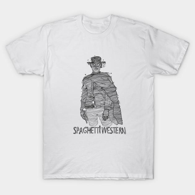 12aa145585 Spaghetti Western - Funny - T-Shirt   TeePublic