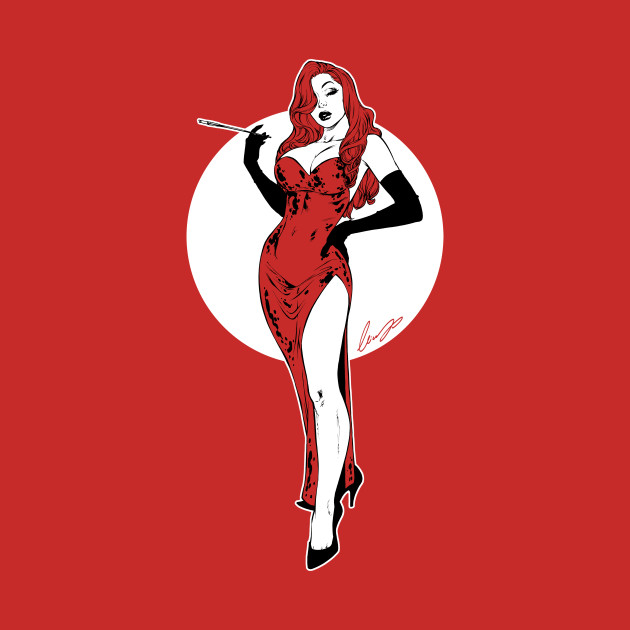 Sexy Diva Jessica Rabbit T Shirt Teepublic