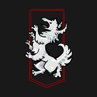 heraldic nikitak (with banner)