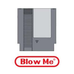 Nes Blow Me t-shirts