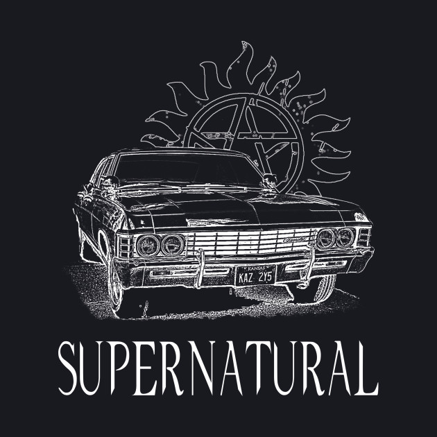 Supernatural Hunting In Style