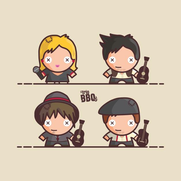 Le Trio BBQ