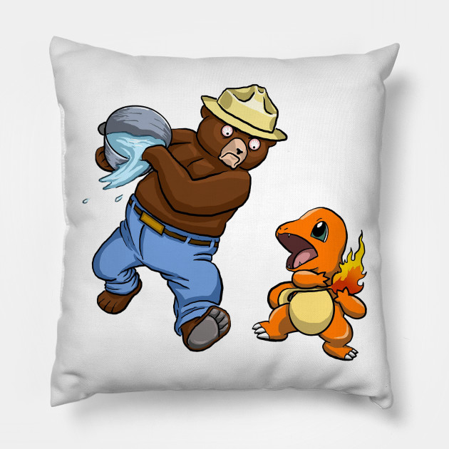 Smokey and Charmander