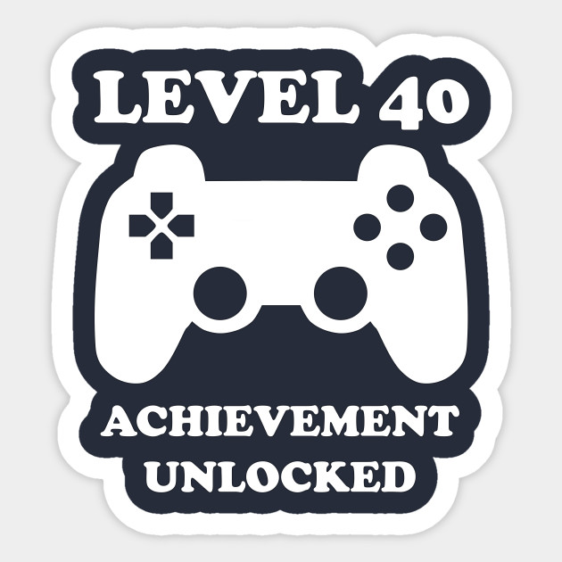 Next Level! Sticker