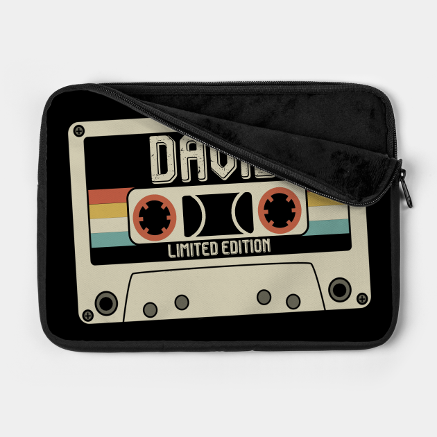 David - Limited Edition - Vintage Style