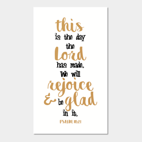 psalm 11824 bible verse cute hand writing posters and art prints