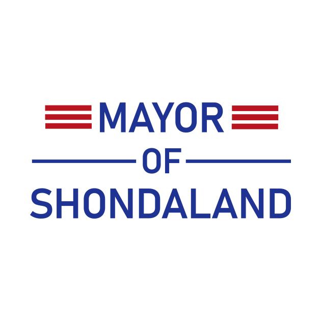 Mayor of Shondaland