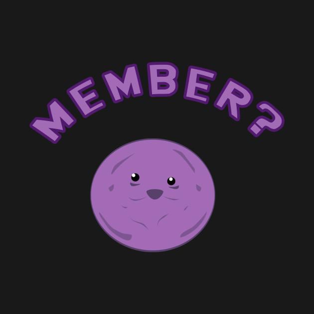 Funny Nostalgic Member Berries