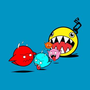 Beware with Chain Chomp!! by SuperLakitu on DeviantArt
