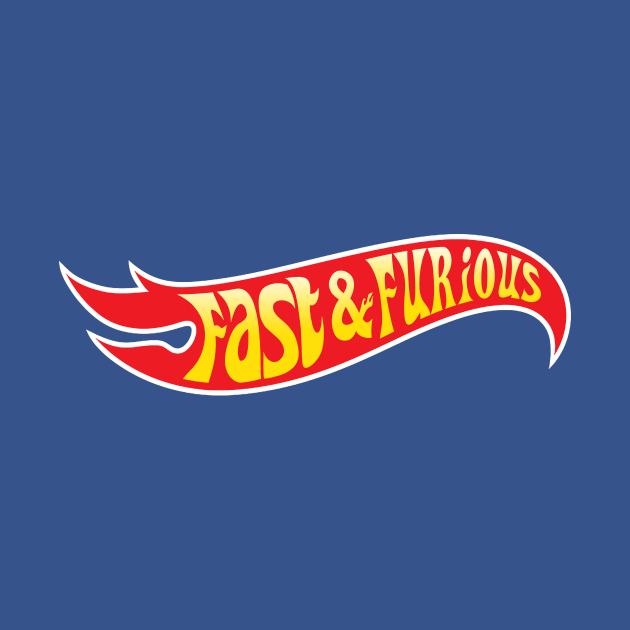 Fast & Furious - Hot Wheels (Logo)