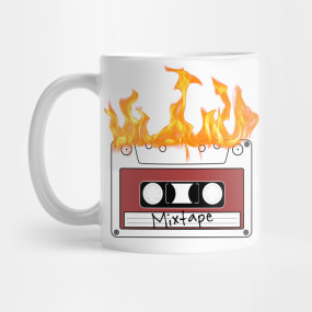 Fire Mixtape Mixtape T Shirt Teepublic