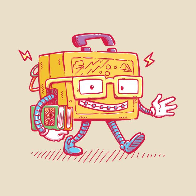 Back to School Lunchpail Bot