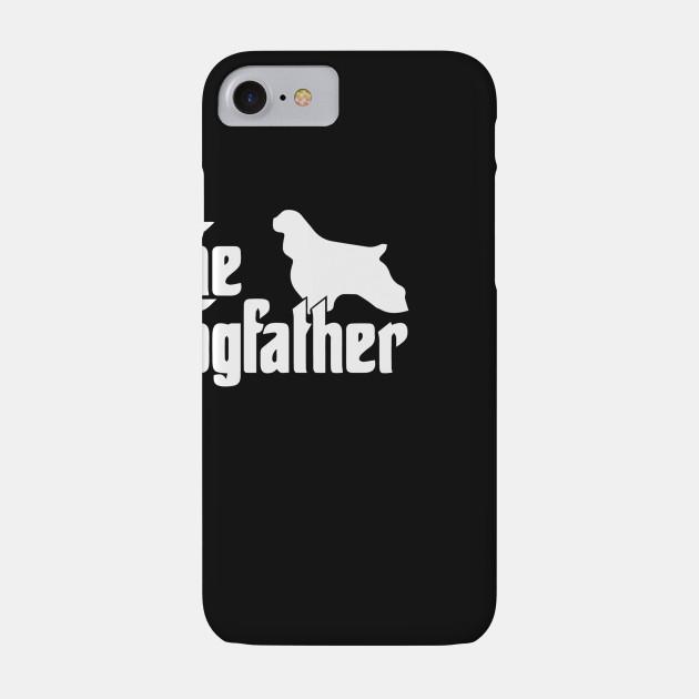 The Dogfather Cocker Spaniel