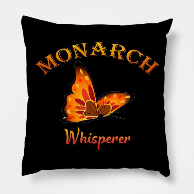 Monarch Whisperer - Butterfly - Butterflies - Entomologist