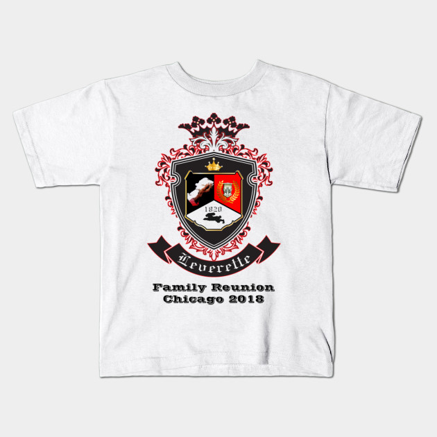 57378b2ca Family Reunion - Logo - Kids T-Shirt | TeePublic