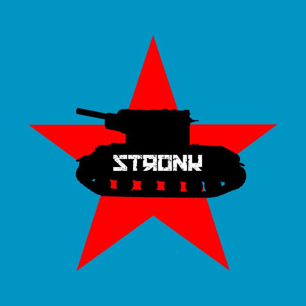 Stronk tank!