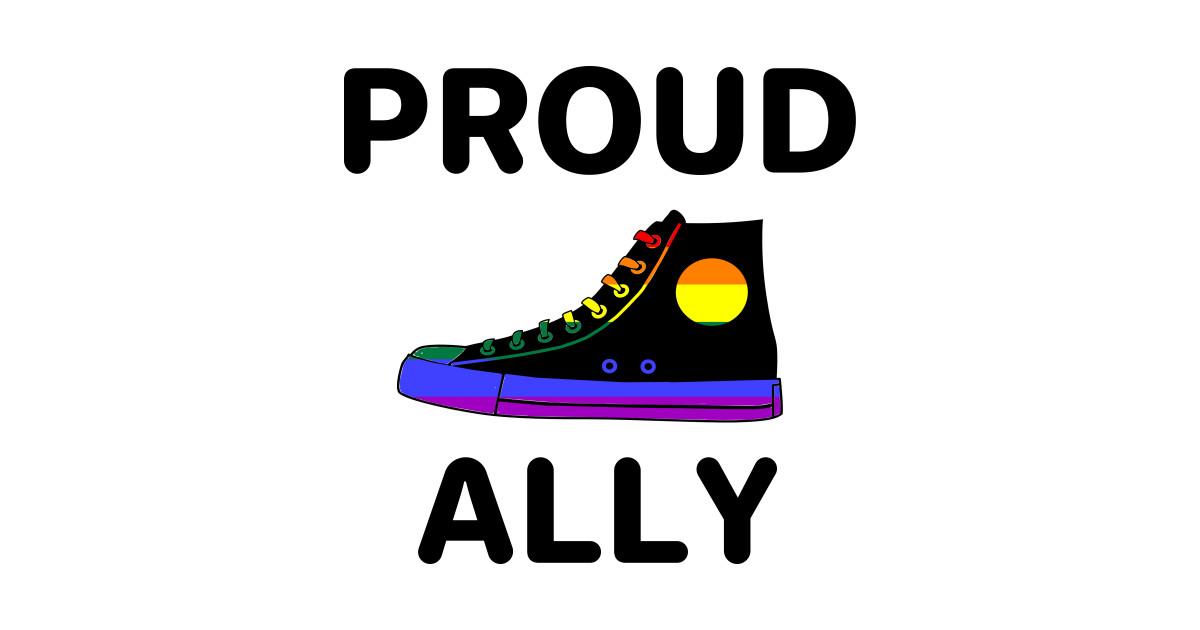 8b814c62ce3b0 Gay Lesbian Pride Ally Proud LGBT by fashionabledesign