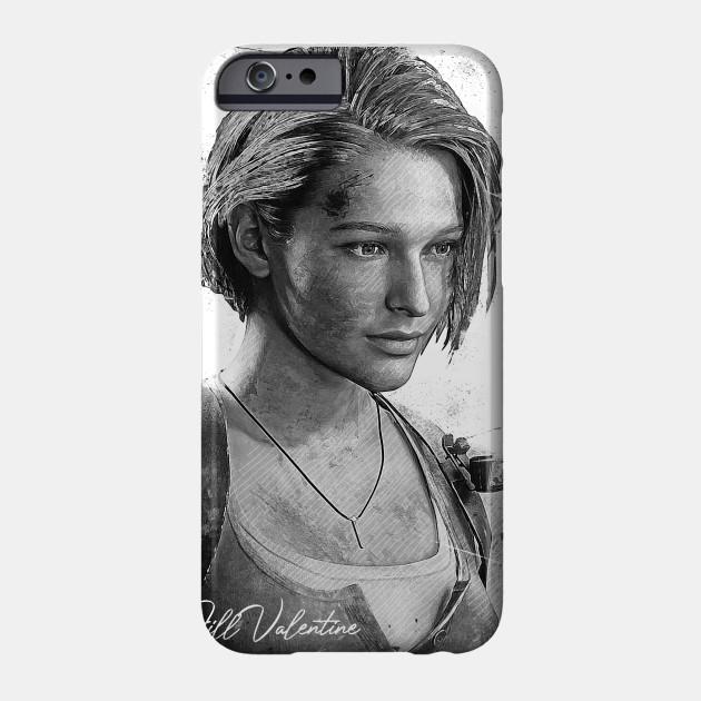 Jill Valentine Resident Evil 3 Remake Jill Valentine Phone